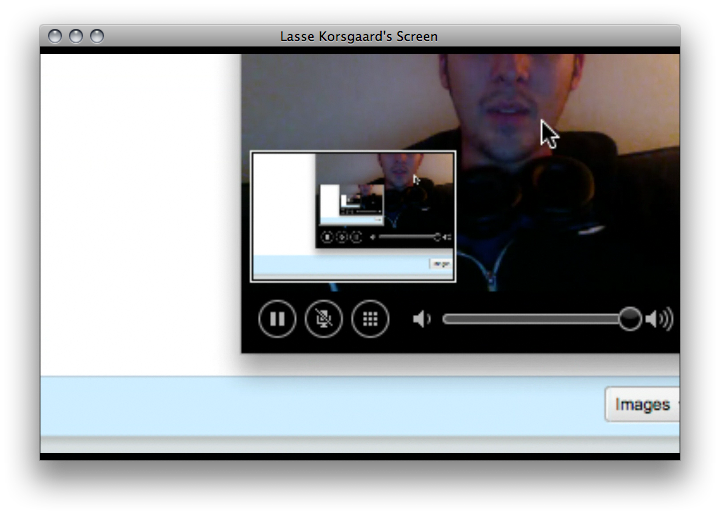 Recursive video chatting